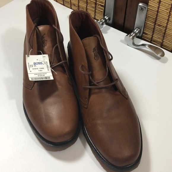 f10a8cd481779 Polo by Ralph Lauren Shoes | Polo Ralph Lauren Marlow Brown Leather ...